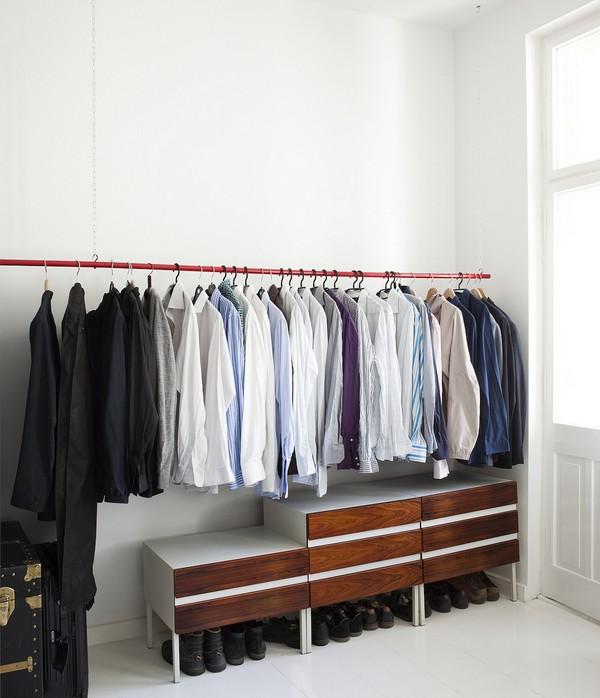 Обновление интерьера квартиры в белых цветах.