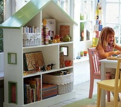 Идеи оформления детских комнат.