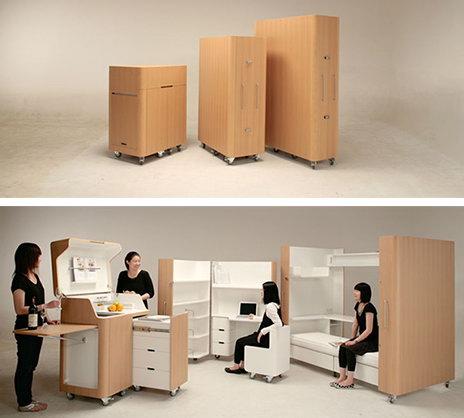 Японки в работе, на кухне и на отдыхе