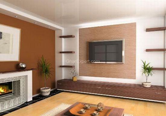 Как оформить интерьер в коричневых оттенках