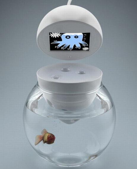 Компьютерный аквариум