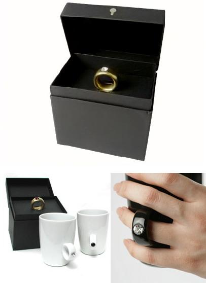 Кружка кольцо
