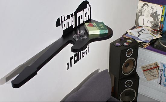 Полочка - гитара