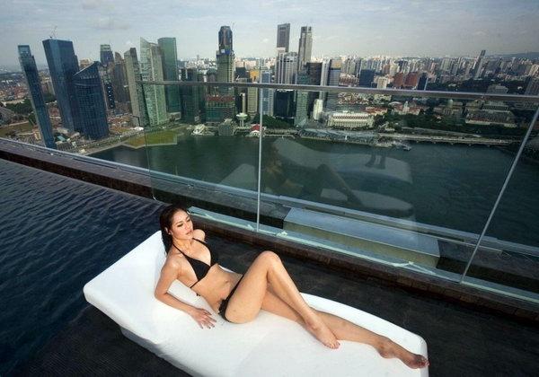 Отель в сингапуре