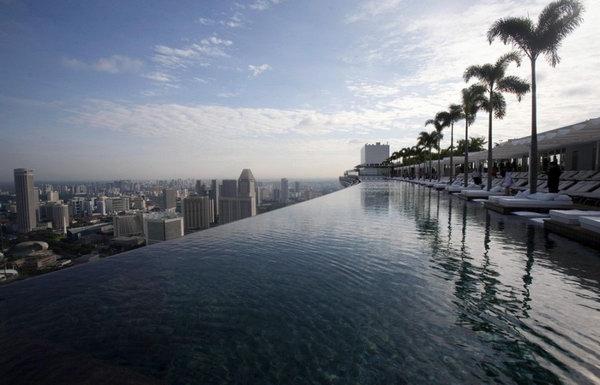 Отель в Сингапуре с бассейном