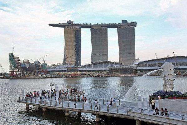 Marina Bay Sands – гостиничный комплекс