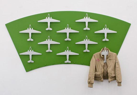 Вешалки - самолёты