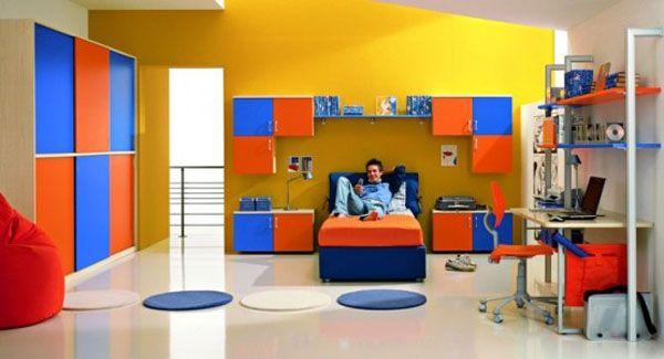 Оформление комнаты для тинейджера