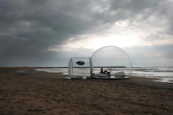Туристическая палатка Bubble Tree