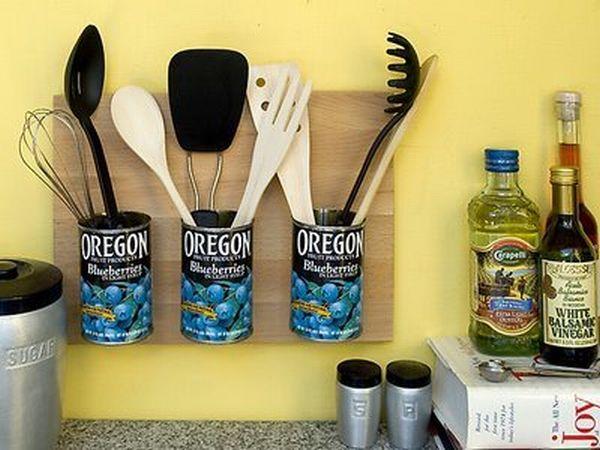 Для хранения кухонной утвари