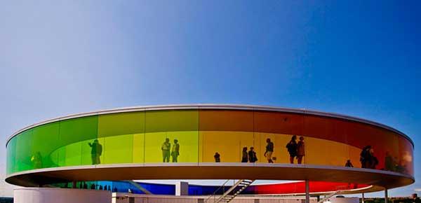 Прогуляться по радуге - Панорама-радуга.