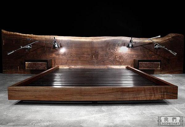 12 креативных и забавных идей дизайна кровати.