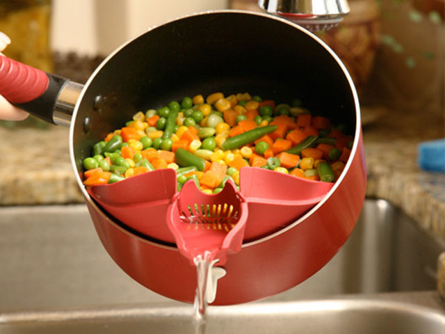 Кухонные аксессуары и гаджеты - креативный дизайн кухонной утвари.
