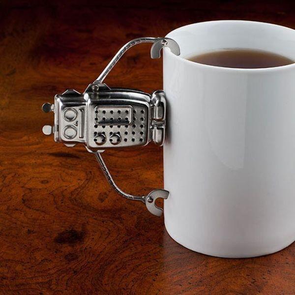 Дизайнерские заварники для чая.