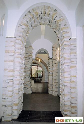 Входной коридор.