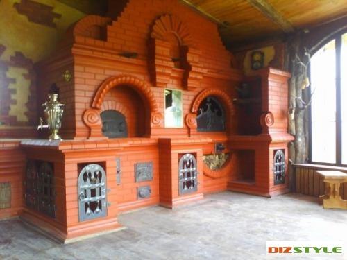 Садовый компактный варочный комплекс