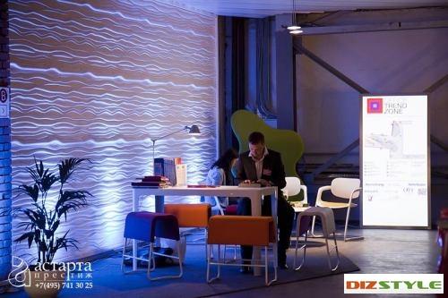 Новые решения от производителей офисных перегородок в рамках OfficeNext Moscow