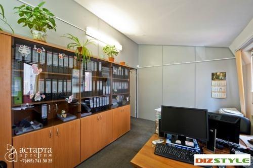 Офисные перегородки в ДЕЗ Пресненского района