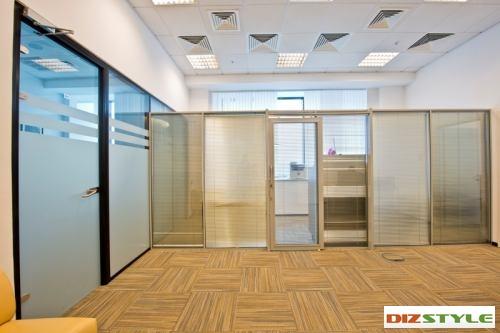 Офисные перегородки для торговой компании