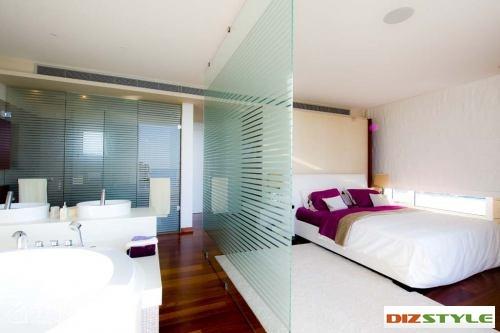 Интерьеры в гостиницах отличаются эмоциями