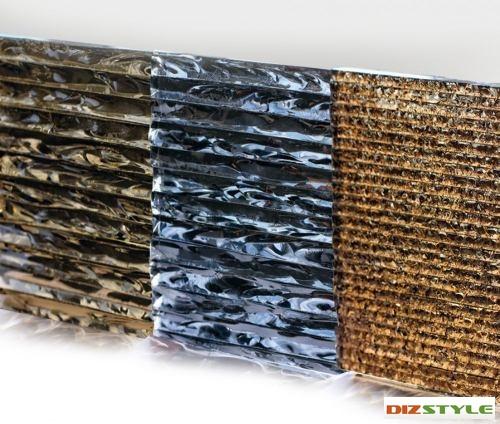 Стеклянные панели для декора интерьера