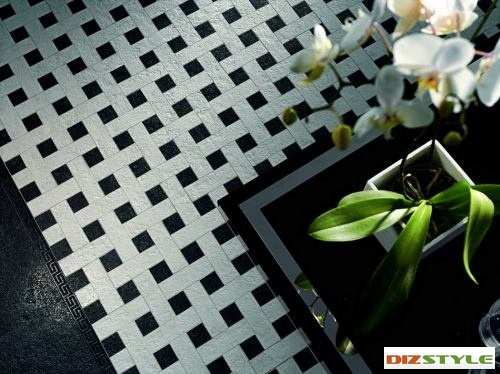 Palace Stone by Versace hoME & Ceramiche Gardenia Orchidea