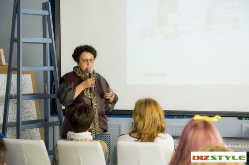 Галина Бандуркина рассказала дизайн-предпринимателям о бизнес-пути
