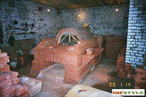 Строительство русской печи